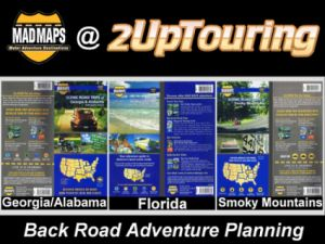 Click Here for Details, Pricing and Availability on MAD Maps from 2UpTouring