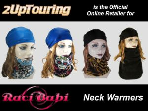 Click Here for Details, Pricing and Availability on Raci-Babi Neck Warmers and NeckIts!