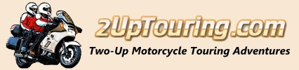 Two Up Motorcycle Touring